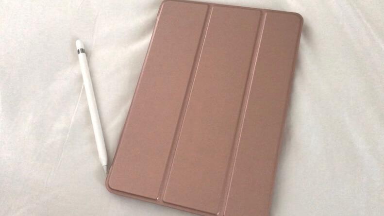 新型iPad用カバーを購入