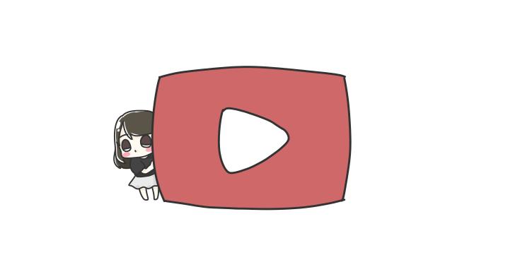 Youtubeチャンネルアイコンの設定方法作り方すぐには変わらない